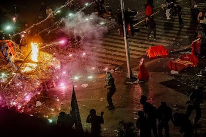Jangan Sampai Kematian Demonstran Dibawa Ke Mahkamah Internasional!