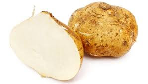 Jicama is a natural substance that is often used as the main ingredient manufacture of beauty products.