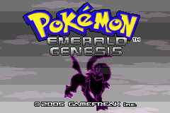 Pokemon emerald 386 legendary pokemon locations