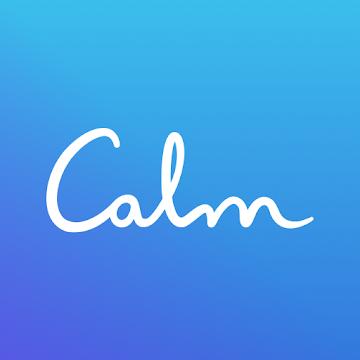 Logotipo de Calm