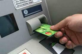 Mengirim Uang ATM