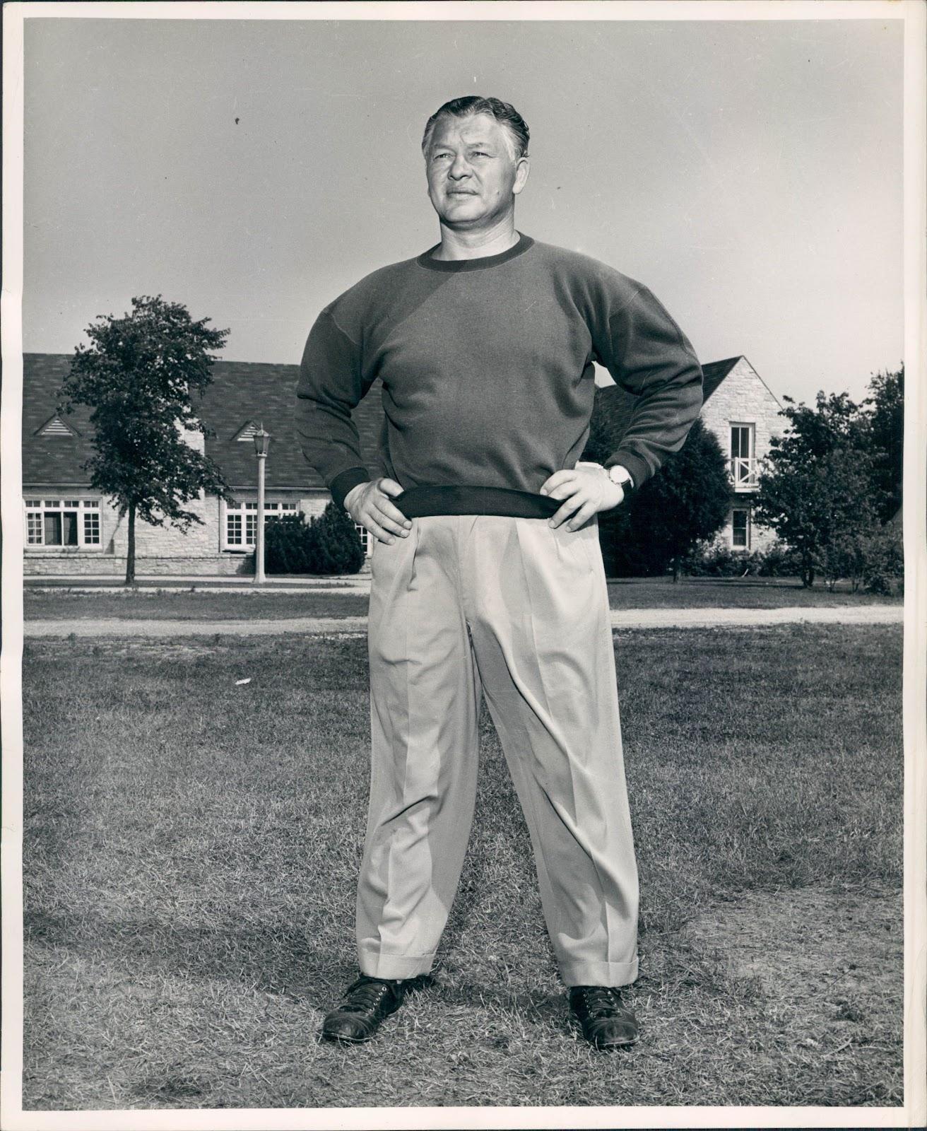 PACKERVILLE, U.S.A.: The Man. The Legend.