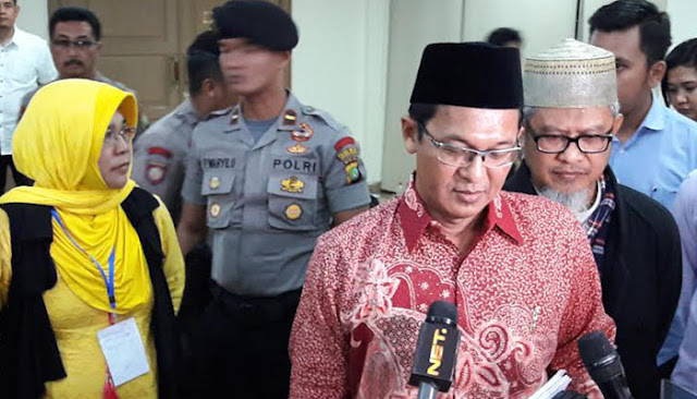 Ishomuddin Dipecat dari Pengurus MUI