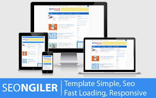 blogger template seo ngiler fastest loading seo