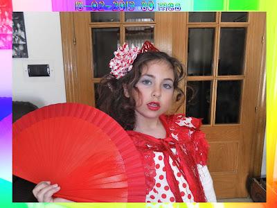 flamenca, carnaval 2013, soloyo