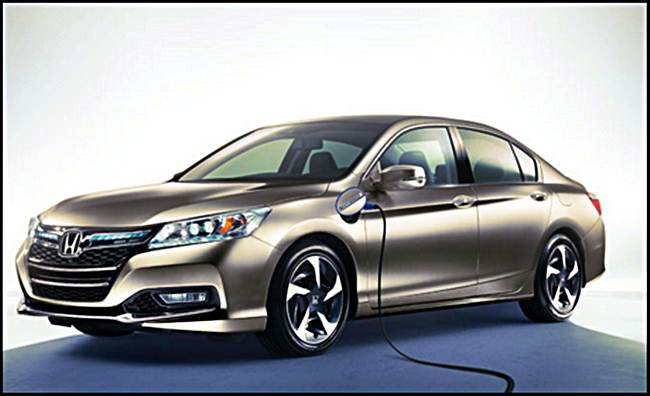 2016 Honda Accord Hybrid Mpg