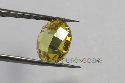 Double-Side-Turtle-Face-Cubic-Zirconia-Gemstones-China-Supplier