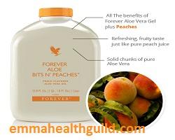 bits-peaches