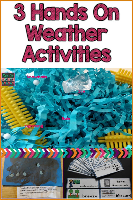 3 Hands on Weather Activities