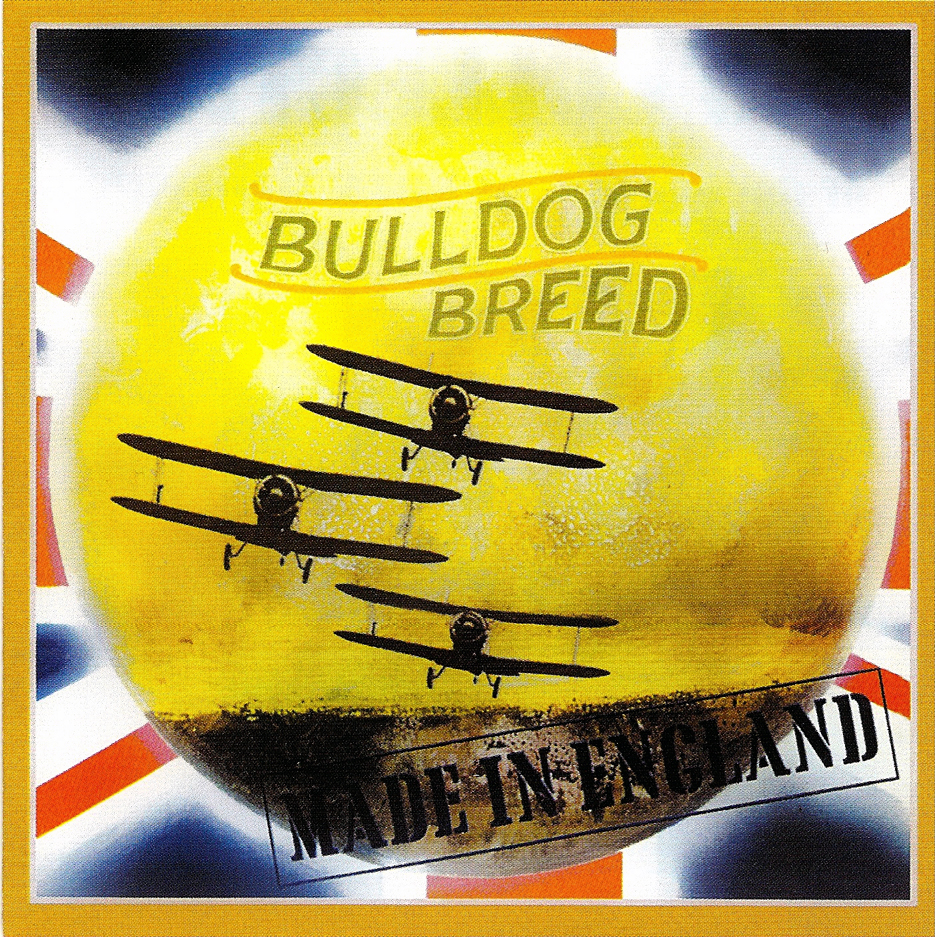 Rockasteria bulldog breed made in england 1967 69 uk for Mode in england