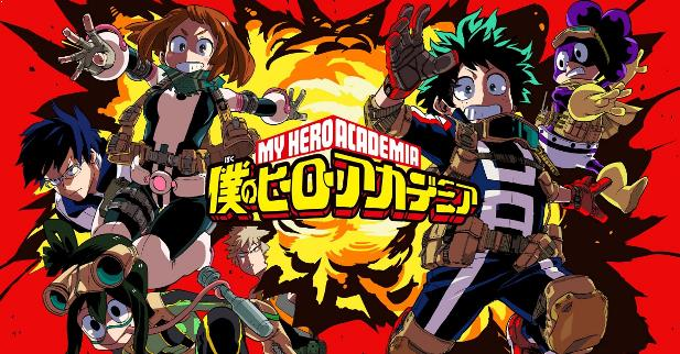 My Hero Academia (Boku no Hero Academia) - Best Anime Like Assasination Classroom (Ansatsu Kyouhitsu)