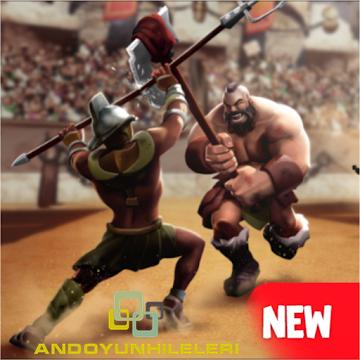 Gladiator Heroes Clash - Strateji RPG v2.7.4 Hileli Mod APK