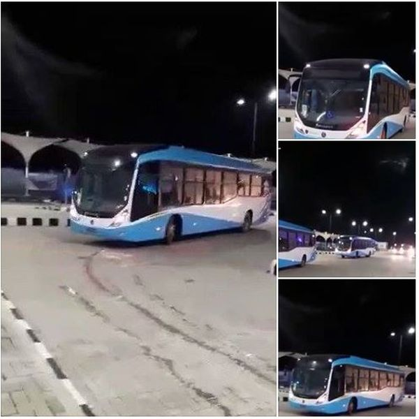 New Buses That Will Replace Danfo In Lagos State Are Gradually Arriving (Photos)