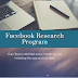 Facebook Research Program – Get Free $75 in Bank/Month