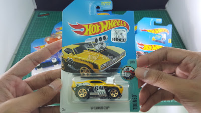 Hot Wheels Treasure Hunt 69 Camaro Z28