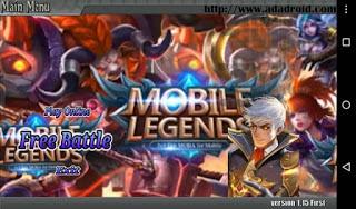 Naruto Senki v Mobile Legends v1.15 Mod Apk Terbaru