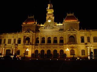 Hotel de Ville. Saigón. Vietnam