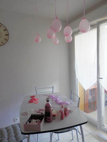 Decoration Table Jour De L An Avec Pomme De Pin