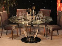Round Dining Table Base for Breathtaking Classic Home Interior Design