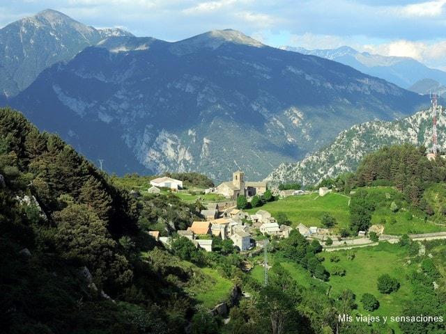 Tella, Pirineo Aragonés