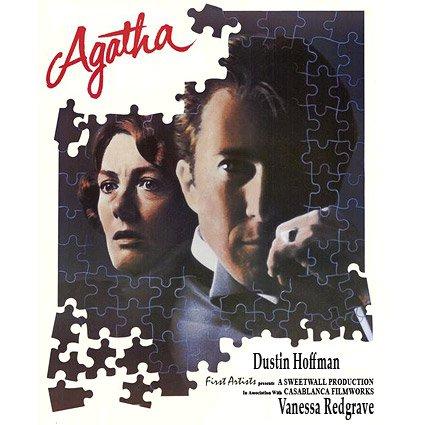 La vida de la escritora Agatha Christie en el cine