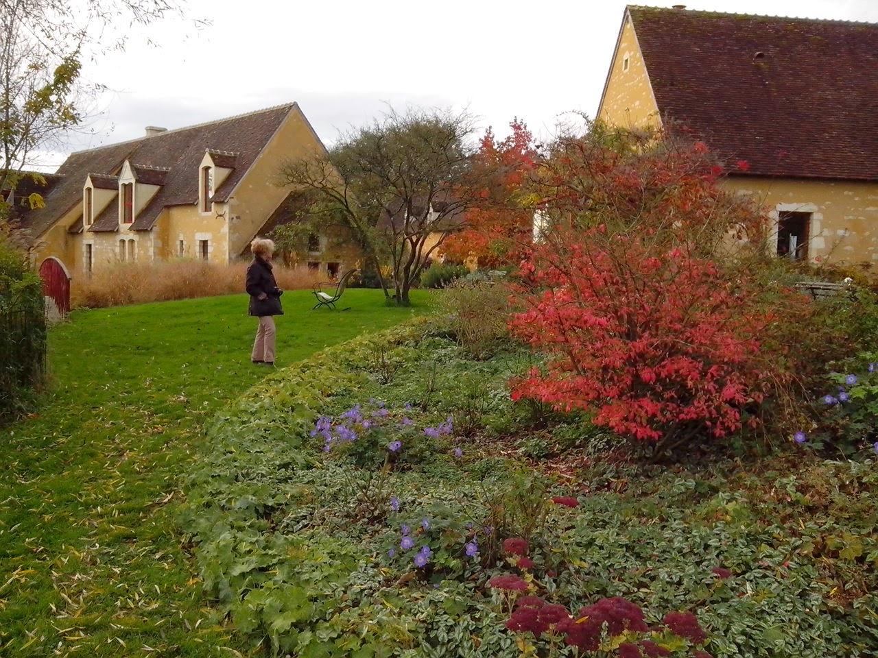 Carnet de balades dans l 39 orne en normandie le jardin for Jardin jardinier normandie