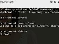 Exploit Windows dengan Msfvenom Metasploit