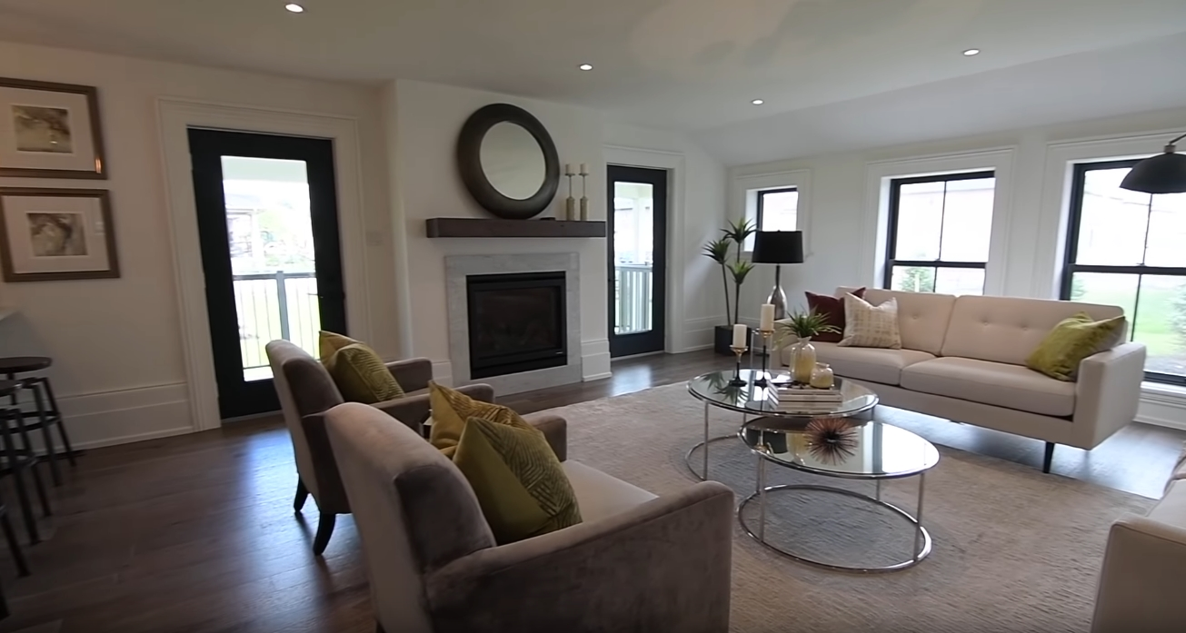 Luxury Home Interior Design Tour #1 vs. 1733 Westney Rd N, Ajax - Open House Video Tour