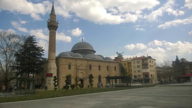 Isparta Kutlubey (Ulu) Camii