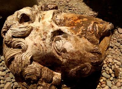 Αρχαιολόγοι βρίσκουν κεφαλή Ρωμαίου αυτοκράτορα στην Αίγυπτο