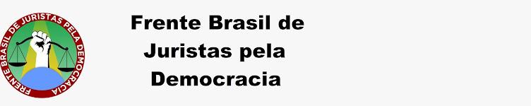 Frente Brasil Juristas pela Democracia