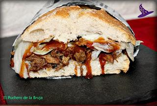 Pulled Pork (cerdo Deshilachado)