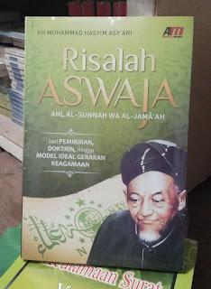 Buku Risalah Aswaja Toko Buku Aswaja Surabaya