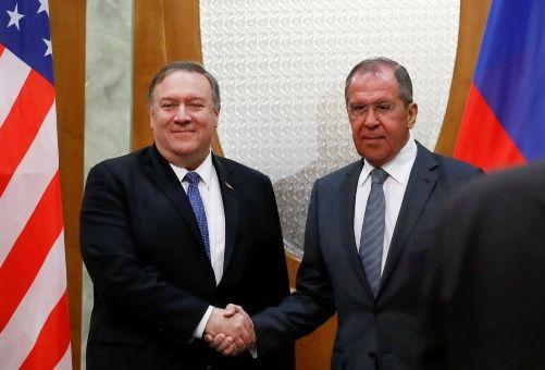 Lavrov y Pompeo acuerdan restablecer canales de diálogo entre Rusia y EE.UU.