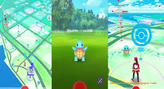 Aplikasi Game Pokemon GO
