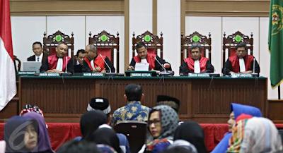 Ahok Mati Kutu Saat Ditanya Hakim Tentang Hubungan Ikan Dengan Surat Al Maidah