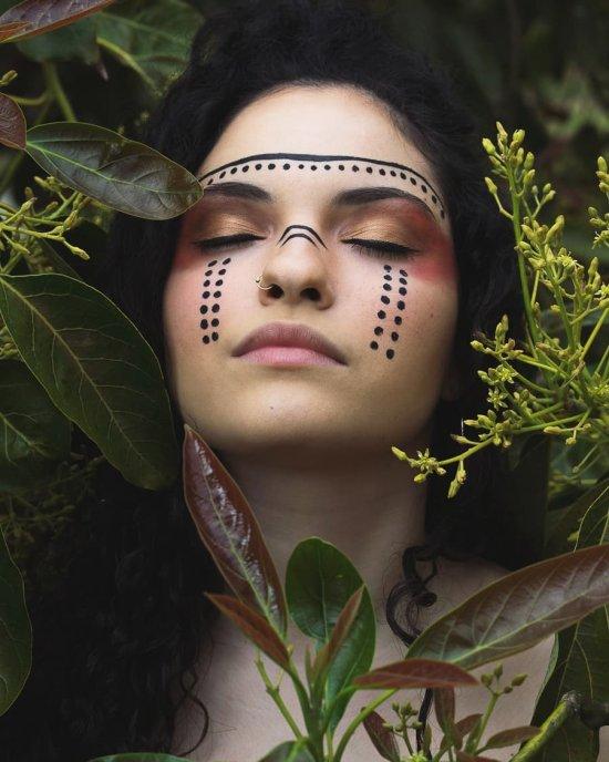 Dani Durán instagram arte fotografia mulheres modelos fashion