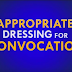 LASU Convocation Dress Code for all Graduates [Photo + Video]