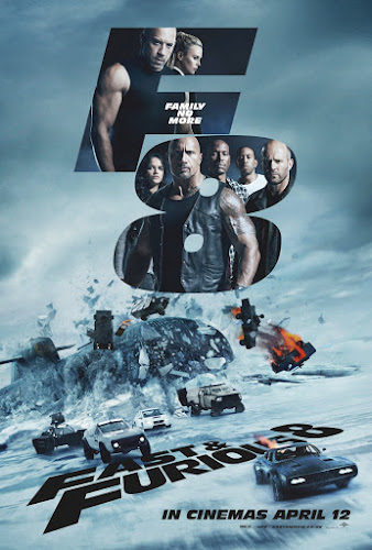 The Fate of the Furious (BRRip 1080p Dual Latino / Ingles) (2017)