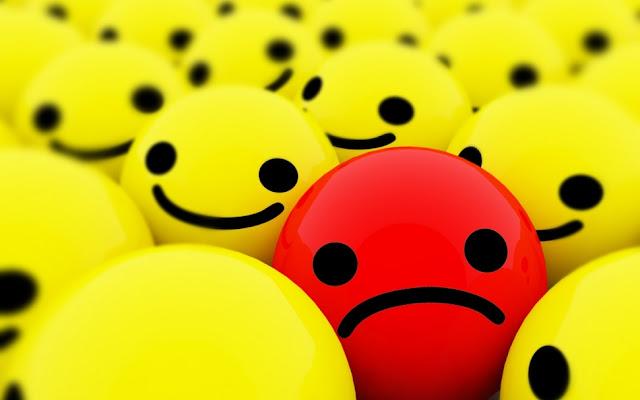 10 Ciri Kebiasaan Orang Yang Tidak Bahagia