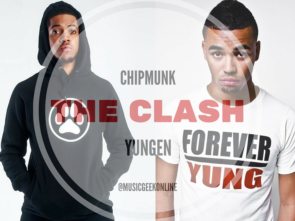 Bully Bars, The Clash | Chip VS. Yungen
