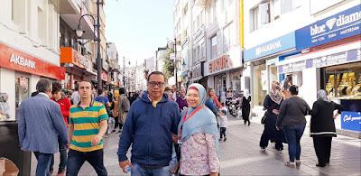 pengalaman saya dan suami perjalanan ibadah umroh city tour istanbul plus turki yang mengesankan bersama alhijaz indowisata nurul sufitri mom lifestyle blogger traveling culinary turkish airlines