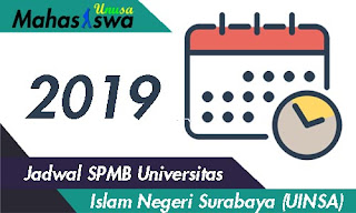pendaftaran mahasiswa baru uinsa surabaya