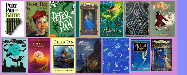 Reseña del libro infantil de fantasía Peter Pan, de J. M. Barrie