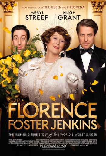 Florence Foster Jenkins 2016 English 720p BRRip 950MB Download