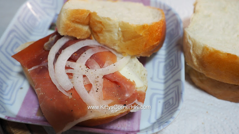 White Bread 咸方包 自家烘焙 食譜 home baking recipes