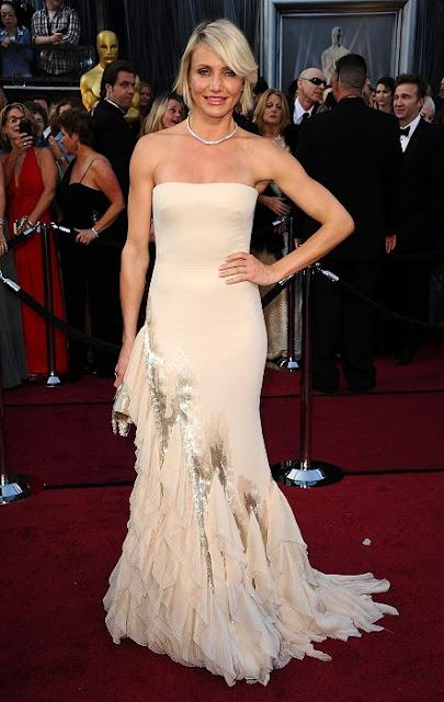 Alfombra roja Oscars 2012