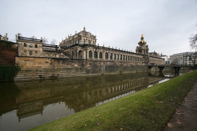 Zwinger (parco)-Dresda