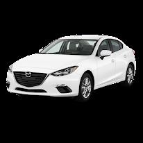 Mazda 3 - 2015 số tự động cũ, màu trắng giá 565 triệu