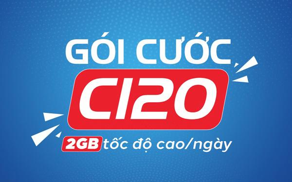 Đăng ký gói cước C120 Mobifone nhận 2GB data 4G mỗi ngày xài thả ga